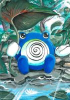 Poliwhirl by ravenoath