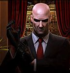 Moody Agent 47 by BroMan