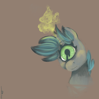 I was born for this. by weepysheep