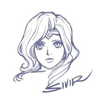 Gift:Rosalind Edition Sivir from Mr.Crow by Rosalind-WT