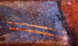 Colorful rust texture by mercurycode