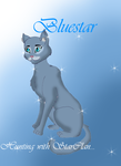 Bluestar by Moonflight-RiverClan