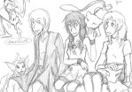 Pokemon OCs request by INSANITY-Reload
