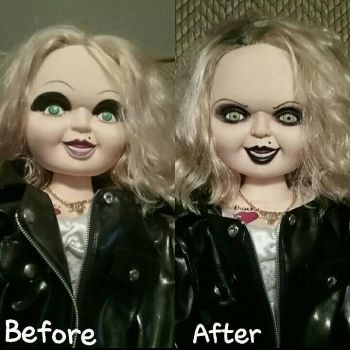 Tiffany Doll Repaint by PatDKkm8