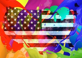 Marry who you Love- in the USA Fx by AdamF-X29