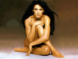 Demi Moore - Striptease by Lord-Iluvatar