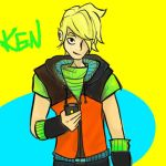 Ken with Cell Phone by VexNet