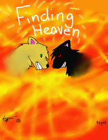 Finding Heaven Page 1 (coverpage) by AloraandDamine