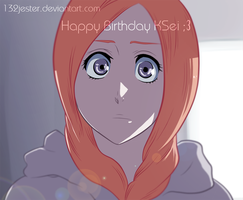 Happy Birthday KSei by 132Jester