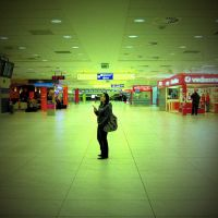 airport by Mavali
