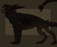 New Manticore bby by eco226