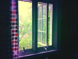 Open Window by FET-Photos