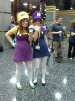 Acen 2013 - Girl Trouble by Lionofdemise