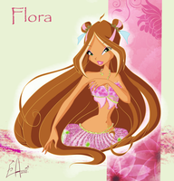 Flora Believix by SunRiseEA