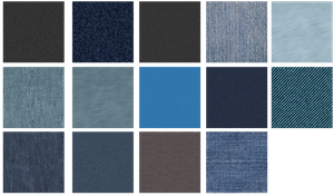 DENIM TEXTURES by DejavuEstudios09