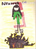 My Version Of Numbuh 3 by peppy-heppy