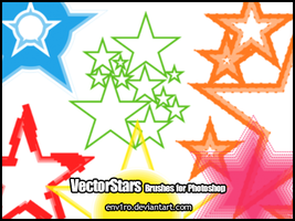 VectorStars Brushes Pack by env1ro