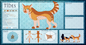 :TBT: Kitepaw of Riverclan by stray-thought