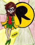 Robin Adventure Time by TechnoSavvy