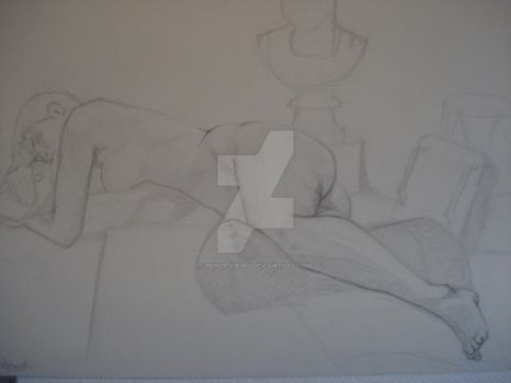 Figure II InClass Drawing 3 by TheCelticViking