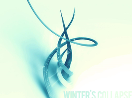 WINTER'S COLLAPSE by arezthetic