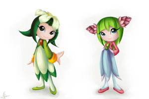 Seedrians by AlinaTF