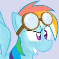 -4chan- Cool Dash by NoPonyZone