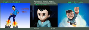 Astro Boy: Before Before After by Starwarrior4ever