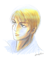 Bishie!Laxus by astrayeah