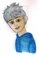 Jack Frost Coloring Practise by isamadworld52
