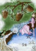 Three Nuts for Cinderella by nevercrazy