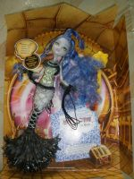 Sirena Von Boo out of the box by Bj-Lydia