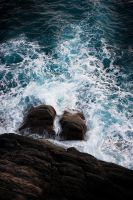 the sound of waves by spsera