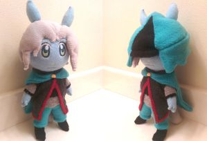 Dust Plushie (from Dust: An Elysian Tail) by Quantico