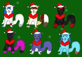 Christmas icon 4 by lioness14