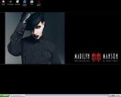 my desktop... again by m1nuTe0fDeCaY