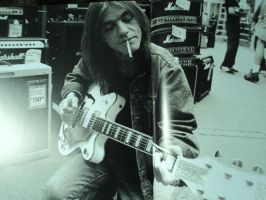 malcolm young magic by LilyLondon9