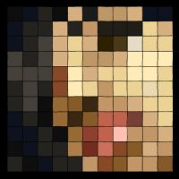 I can see the pixels by Meirii
