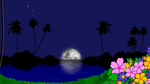 Calm Waters in The Moonlight by TheRoyalDonkey