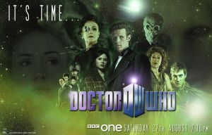 Doctor who series 6 poster 2 by BrotherTutBar
