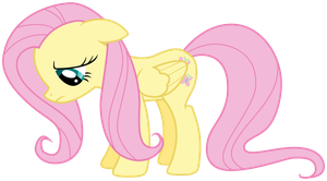 Fluttershy - Shyness Is An Unacceptable Disease by TomFraggle
