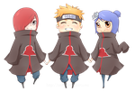 The Ame Orphans by riabi
