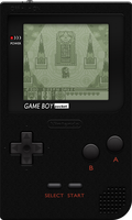 Nintendo Game Boy Pocket [Black] by BLUEamnesiac