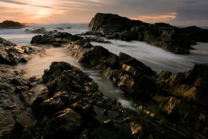 Rocky Shore by shear-atmos-fear