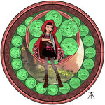 Cloaked in Mystery: Cerise Hood (version 1.0) by Kyuuketsuhime-Miyu