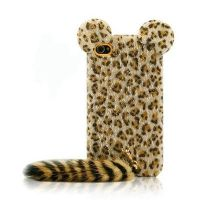 leopard-print-iphone-4-4s-cases by tracylopez
