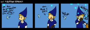 Ocarina Of Time: Not a breathing apparatus by Purple-Neon