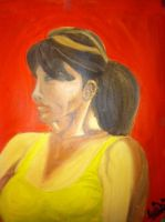 3rd Model-oil paint ~unfinished by 7LULU7