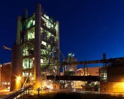 Holcim Super Blue Hour by sandor99