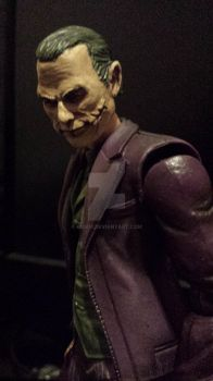 joker custom play arts kai by kickm